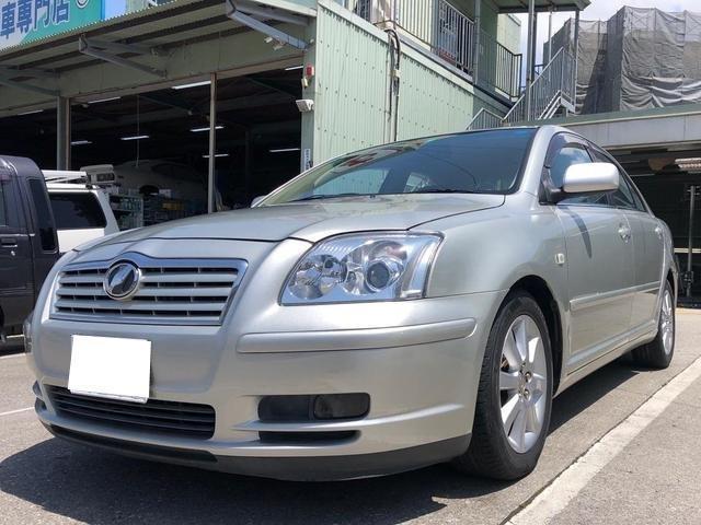 沖縄県の中古車ならアベンシスセダン ETC,バックカメラ、ナビ付