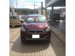 沖縄の中古車 三菱 ミラージュ 車両価格 147万円 リ済込 平成29年 18K パープル