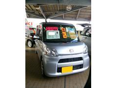 沖縄の中古車 ダイハツ タント 車両価格 125万円 リ済込 平成28年 0.9万K グレー