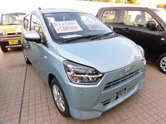 沖縄の中古車 ダイハツ ミライース 車両価格 120.9万円 リ済別 新車  スカイブルーメタリック