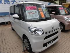 沖縄の中古車 ダイハツ タント 車両価格 151万円 リ済込 平成30年 6K パールホワイトIII