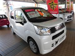 沖縄の中古車 ダイハツ ムーヴ 車両価格 118万円 リ済込 平成30年 5K パールホワイトIII