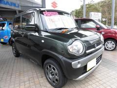 沖縄の中古車 スズキ ハスラー 車両価格 131万円 リ済込 平成30年 5K クールカーキーパールメタリック