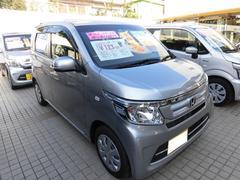 沖縄の中古車 ホンダ N−WGN 車両価格 118万円 リ済込 平成29年 0.5万K ルナシルバー・メタリック