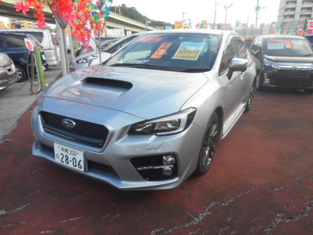 沖縄県の中古車ならWRX S4 2.0GTアイサイト