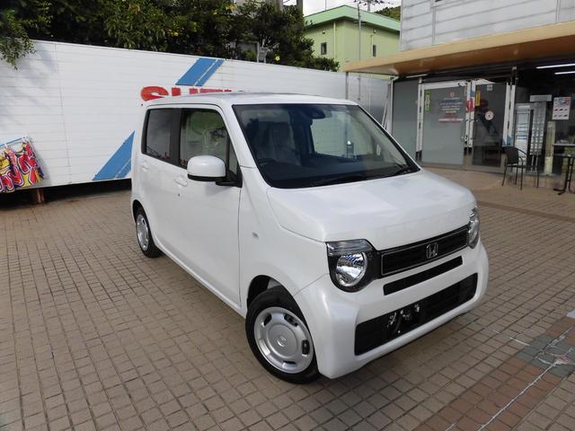 沖縄の中古車 ホンダ N-WGN 車両価格 133万円 リ済別 新車  プラチナホワイトパール