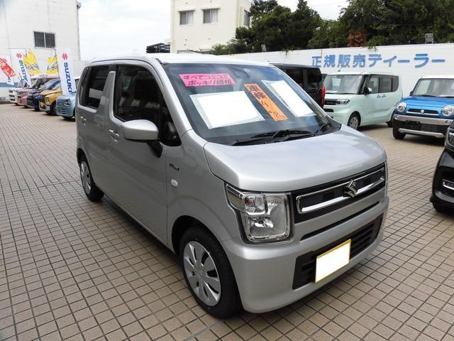 沖縄県の中古車ならワゴンR ハイブリッドFX セーフティーパッケージ装着車