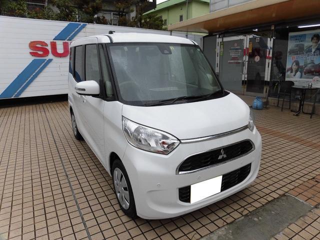 沖縄県の中古車ならeKスペース G セーフティパッケージ アラウンドビューモニター搭載