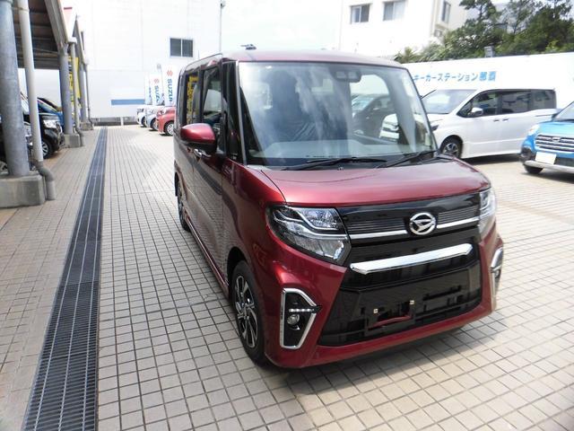沖縄県の中古車ならタント カスタムXセレクション 新車 展示車