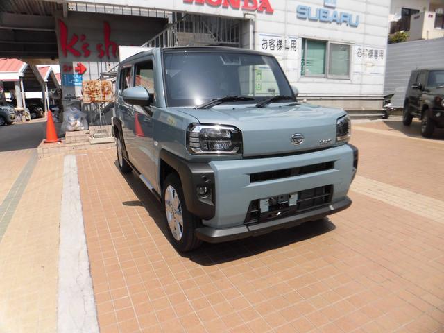 沖縄県の中古車ならタフト G 9インチスマホ連携ディスプレイオーディオ・バックカメラ・前後ドラレコ付