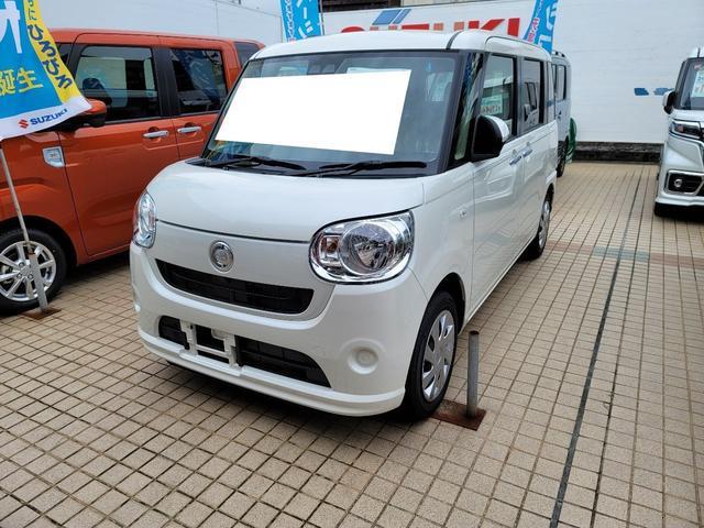 沖縄県の中古車ならムーヴキャンバス X SAIII 新車 展示車