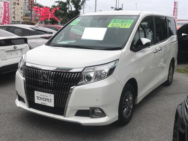 トヨタ Gi オートブレーキサポート ナビ TV ETC HID