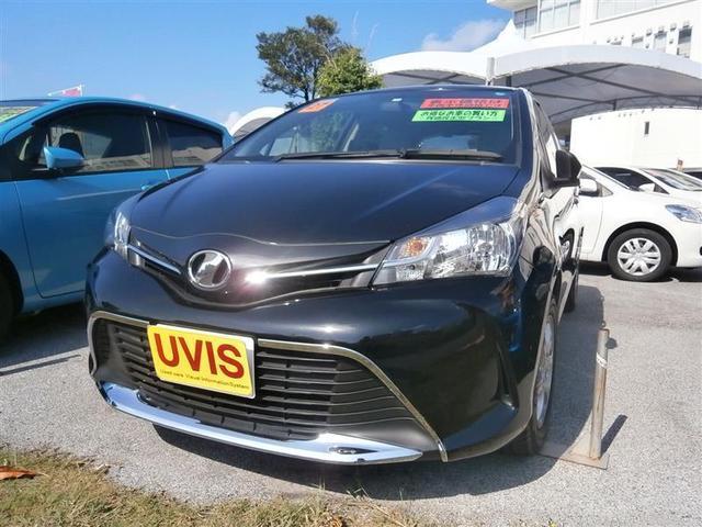 沖縄県那覇市の中古車ならヴィッツ 1.3F スマートスタイル