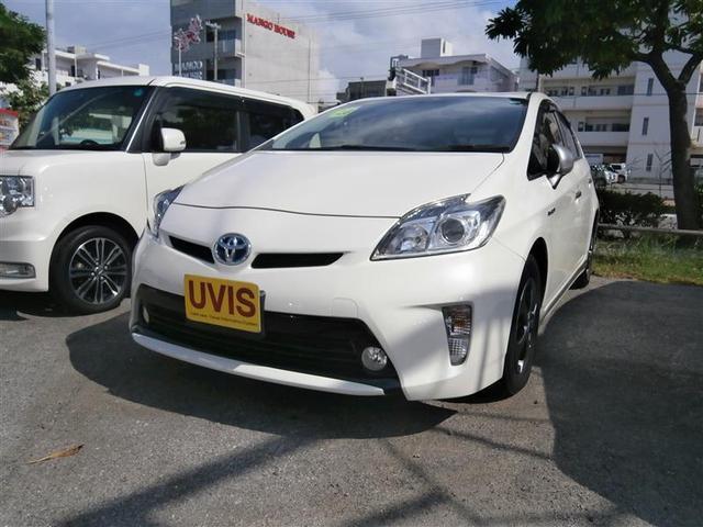 沖縄県の中古車ならプリウス Sマイコーデ