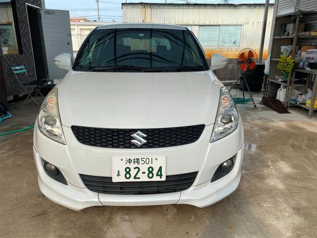 スイフト:沖縄県中古車の新着情報