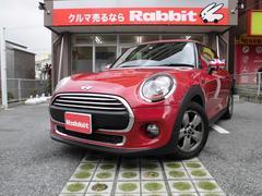 沖縄の中古車 MINI MINI 車両価格 169万円 リ済別 2015年 1.0万K レッド