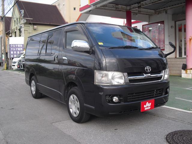 沖縄の中古車 トヨタ レジアスエースバン 車両価格 ASK リ済別 2007(平成19)年 19.5万km ガンM