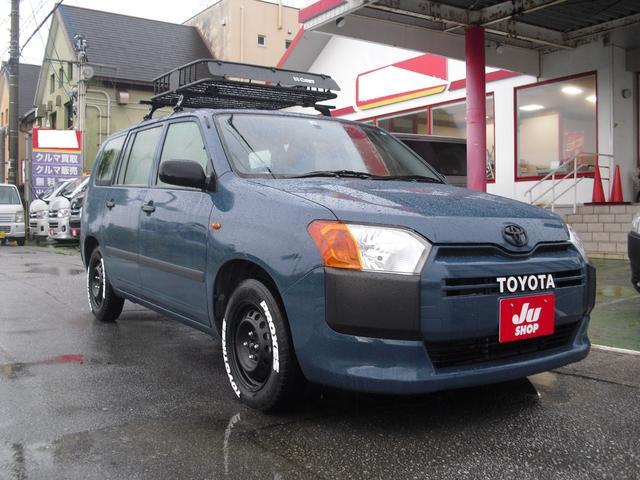 沖縄県の中古車ならプロボックス DXコンフォート ルーフキャリア