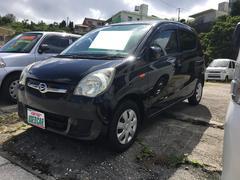 沖縄の中古車 ダイハツ ミラ 車両価格 29万円 リ済込 平成20年 10.3万K ブラック
