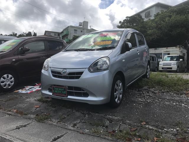 沖縄県南城市の中古車ならミライース X