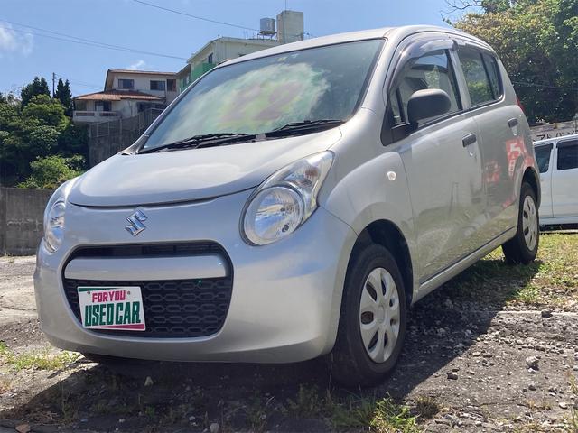 沖縄県南城市の中古車ならアルト F キーレス ドラレコ エアコン エアバッグ オートマ パワステ CD