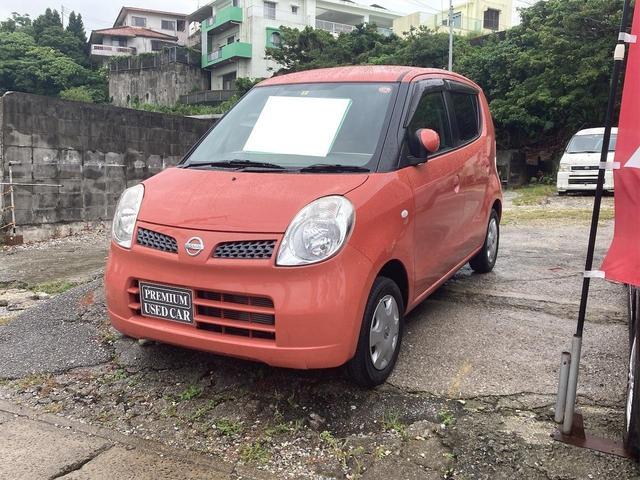 沖縄の中古車 日産 モコ 車両価格 22万円 リ済込 2010(平成22)年 3.1万km ピンク