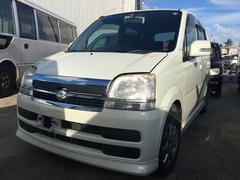 沖縄の中古車 ダイハツ ムーヴ 車両価格 ASK リ済込 平成18年 8.8万K パールホワイト