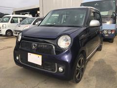 沖縄の中古車 ホンダ N−ONE 車両価格 85万円 リ済込 平成26年 2.2万K 紺II