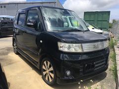 沖縄の中古車 スズキ ワゴンR 車両価格 35万円 リ済込 平成19年 8.8万K ブラック