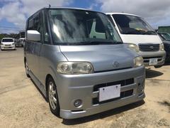 沖縄の中古車 ダイハツ タント 車両価格 20万円 リ済込 平成15年 19.6万K シルバー