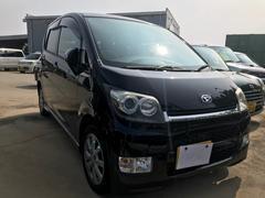 沖縄の中古車 ダイハツ ムーヴ 車両価格 42万円 リ済込 平成20年 5.3万K ブラック