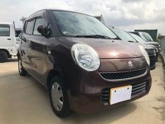沖縄の中古車 スズキ MRワゴン 車両価格 35万円 リ済込 平成20年 9.6万K Dブラウン