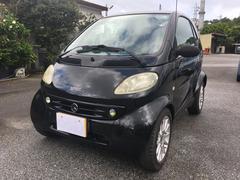 沖縄の中古車 スマート スマート K 車両価格 18万円 リ済込 2001年 13.0万K ブラック