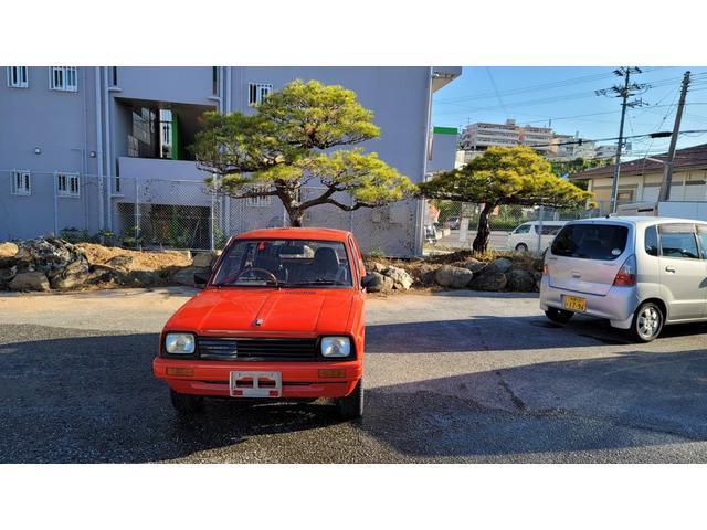 沖縄県の中古車ならスズキ ベースグレード アルト 4速マニュアル ワンオーナー アルミホイール 旧車 車検無 現状販売車両