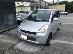 沖縄の中古車 スズキ MRワゴン 車両価格 17万円 リ済込 平成13年 6.2万K シルキーシルバーメタリック