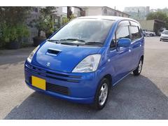 沖縄の中古車 スズキ MRワゴン 車両価格 15万円 リ済込 平成16年 10.8万K ブルー