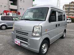 沖縄の中古車 スズキ エブリイ 車両価格 20万円 リ済込 平成18年 20.0万K シルバー