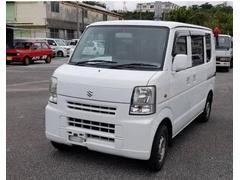 沖縄の中古車 スズキ エブリイ 車両価格 20万円 リ済込 平成18年 21.3万K ホワイト
