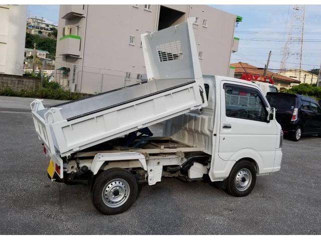 沖縄の中古車 スズキ キャリイトラック 車両価格 77万円 リ済込 2017(平成29)年 0.2万km ホワイト