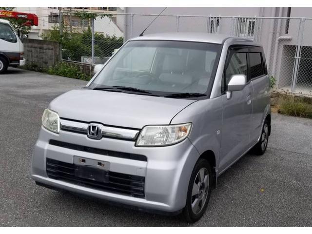 沖縄の中古車 ホンダ ゼスト 車両価格 20万円 リ済込 2006(平成18)年 3.4万km シルバー