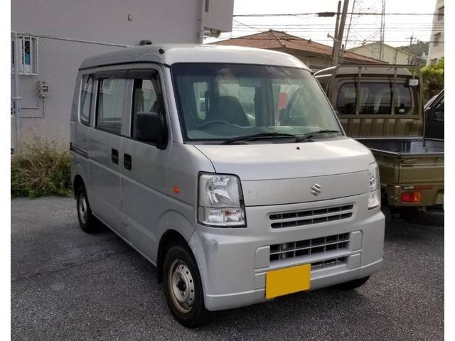 沖縄県の中古車ならエブリイ インパネ5速MT 現状車