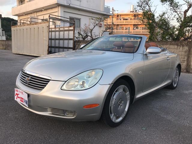 沖縄県の中古車ならソアラ 430SCV