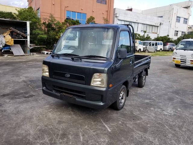 沖縄県の中古車ならサンバートラック 5速MT AC付