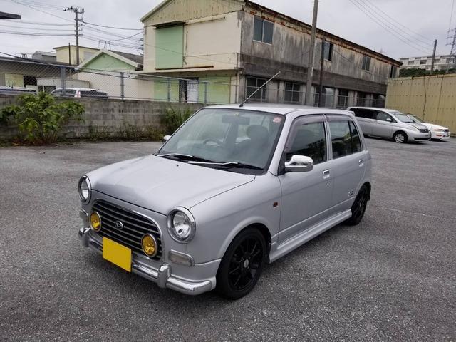 沖縄県豊見城市の中古車ならミラジーノ ミニライトスペシャル Tベル交換済み