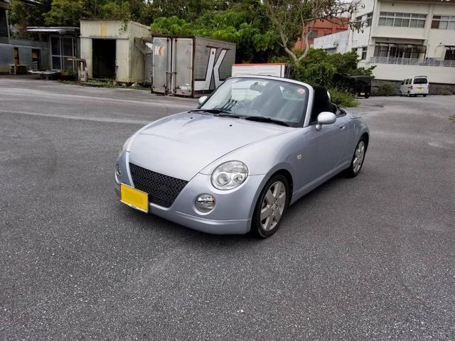 沖縄県の中古車ならコペン アクティブトップ マグネシウムヘッド