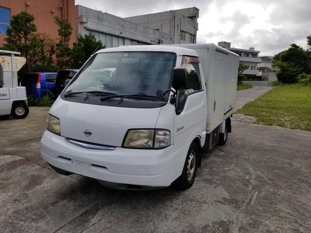 日産 バネットトラック 5速MT 冷凍車