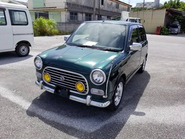 沖縄県の中古車ならミラジーノ ミニライトスペシャル タイミングベルト交換済