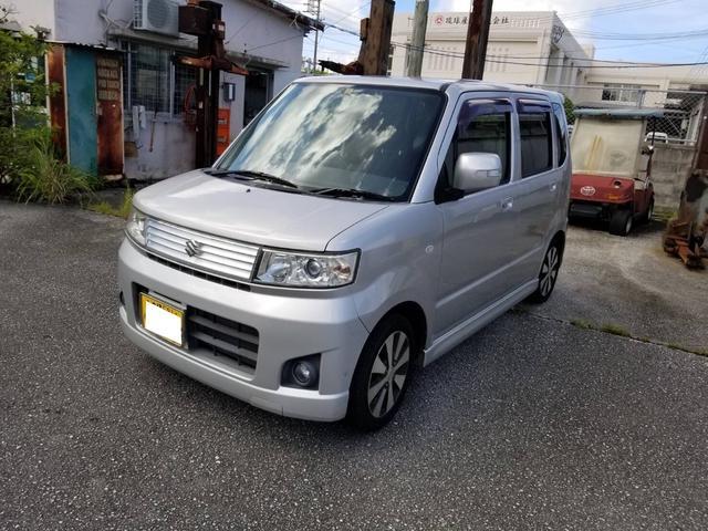 沖縄県豊見城市の中古車ならワゴンR スティングレーT