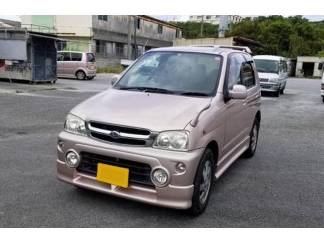 沖縄県うるま市の中古車ならテリオスキッド