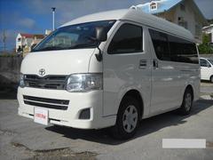 沖縄の中古車 トヨタ ハイエースバン 車両価格 183万円 リ済込 平成24年 4.3万K ホワイト